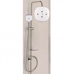 Телескопично тръбно окачване за душ – БРЕЙДИ (Интер Керамик)