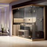 Мултифункционална кабина – душ и парна баня