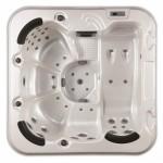Хидромасажна вана за монтаж на открито – модел IC SR830
