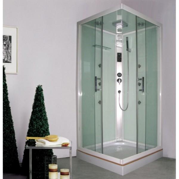 Хидромасажна душ кабина Перла – Интер Керамик