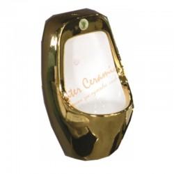 Стенен писоар в златен цвят – ICC 3732 GOLD