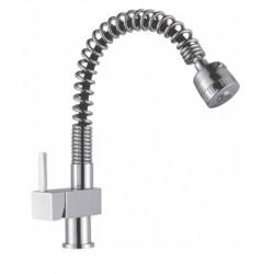 Кухненски смесител с изтеглящ се душ – Тейлър Интер Керамик