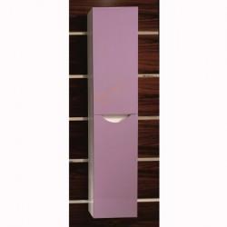 Лилава PVC колона за баня Еван – Интер Керамик