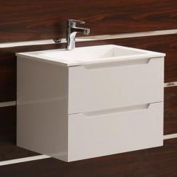 """PVC шкаф за баня с голяма мивка """"АЛЕСИЯ"""""""