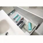 PVC шкаф за баня с плот и мивка ICP 9060