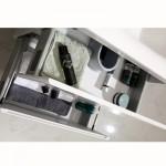 Компактен PVC шкаф за баня за стена ICP 6027