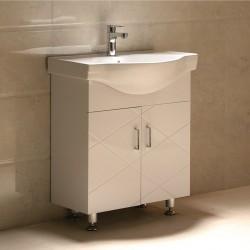 PVC долен шкаф за баня ICP 7544NEW