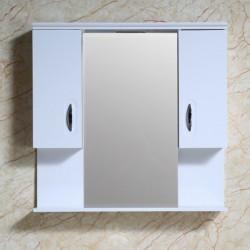 Огледален PVC шкаф за баня ''Аврора – Inter Ceramic