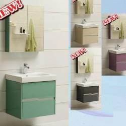 Комплект PVC мебели за баня