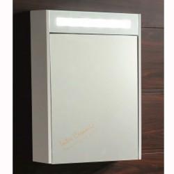 Луксозен горен огледален шкаф с LED светлина – Inter Ceramic
