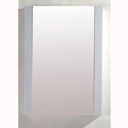 Модернистичен горен огледален PVC шкаф –  Интер Керамик