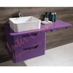 Шкаф за баня PVC – модел Бети
