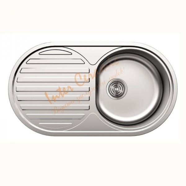 Кухненска мивка алпака ICK 7944 – Интер Керамик