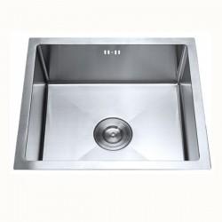 Компактна кухненска мивка алпака ICK 4843 Интер Керамик
