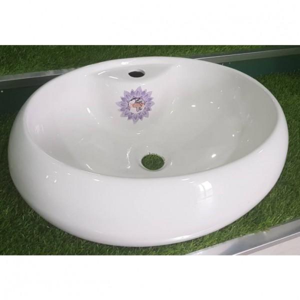 Порцеланова миква за баня Елиса - тип купа