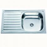 Кухненска мивка алпака лява или дясна – модел ICK 7540