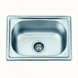 Кухненска мивка алпака компактна ICK 4844 – Интер Керамик