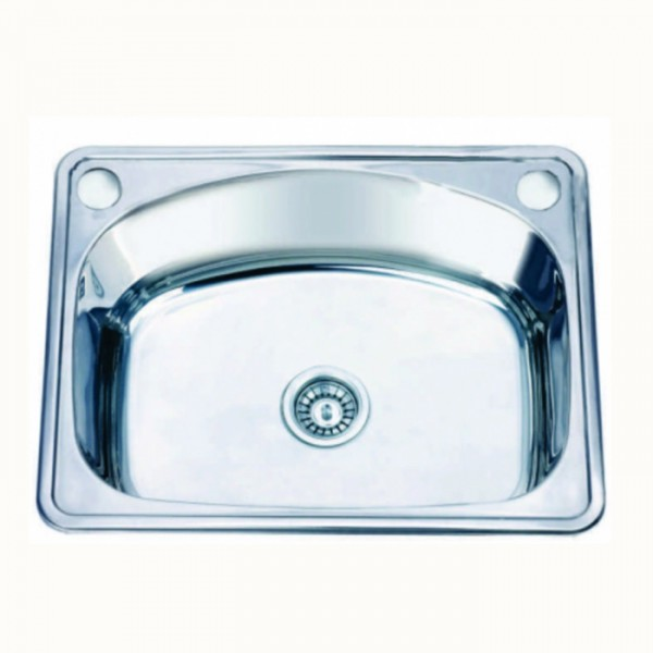 Кухненска мивка алпака – Интер Керамик ICK 6248P