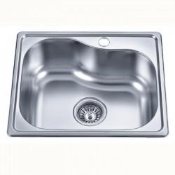 Кухненска мивка алпака модерен дизайн – Интер Керамик