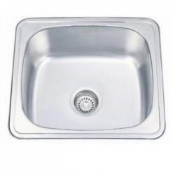 Кухненска мивка алпака ICK 4842 – Интер Керамик