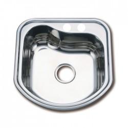 Кухненска мивка от алпака ICK 4948 – Интер Керамик