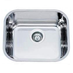 Кухненска мивка алпака за вграждане ICK 4034 – Интер Керамик