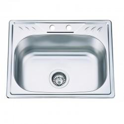 Мивка за кухня алпака ICK D5443P – от Интер Керамик
