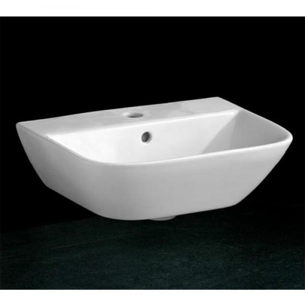 Порцеланова мивка за стенен монтаж – Интер Керамик