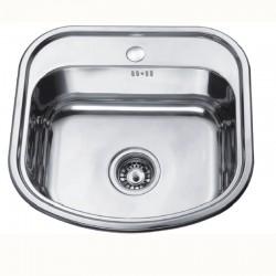 Кухненска мивка алпака ICK 4749 – Интер Керамик