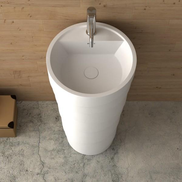Умивалник за баня/ масивен