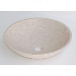 Мивка за баня варовик пясъчен мат – ICL 4011S