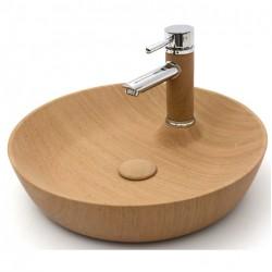 Луксозна мивка за баня от скала пясъчник ICL 4510