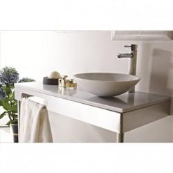 Мивка за баня от варовик полусфера – ICL 4610