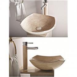 Луксозна мивка за баня ICL 4012S