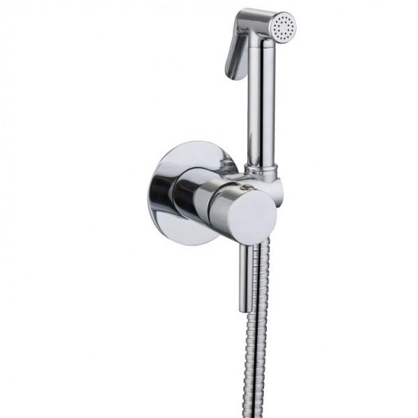 Месингова слушалка с държач – хигиенен душ
