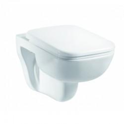Порцеланова тоалетна чиния стенна – ICC 4853 Интер Керамик