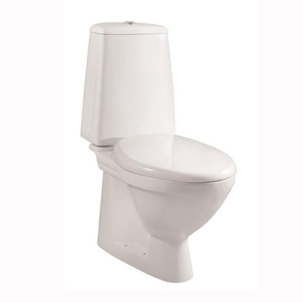 Порцеланов WC комплект ДИВА на Интер Керамик