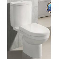 Порцеланов WC комплект за баня Руби  –  Интер Керамик
