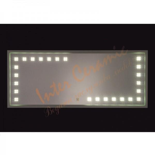 Огледало за баня с LED осветление – Интер Керамик модел ICL 1540