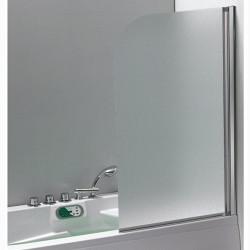 Параван за вана ICS 112B - стъклен