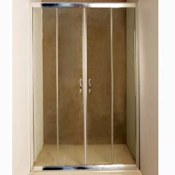 Стъклена стена 140х150х160