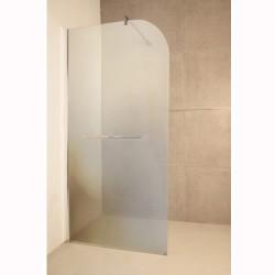 Стационарен параван за баня с хавлийник – Интер Керамик