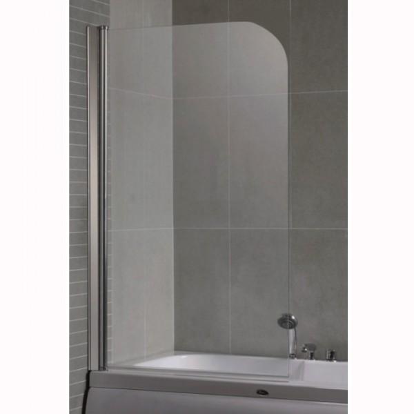 Параван за вана с прозрачно стъкло – Интер Керамик