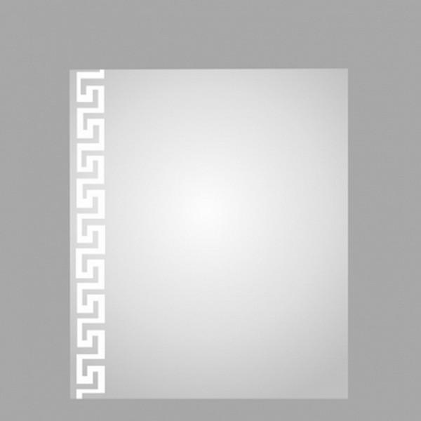Правоъгълно огледало Нарцис ICM R60