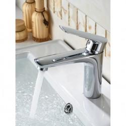 Смесител за мивка месинг хром – АДАЛИЯ