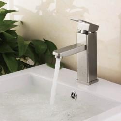 Смесител за мивка месинг хром – ДЕБРА