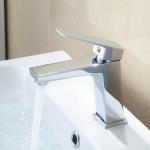 Смесител за мивка месинг хром – ЕЛИНОР