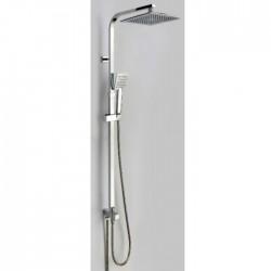 Телескопично тръбно окачване за баня – модел Куарто