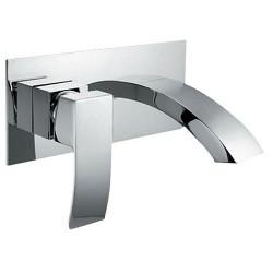 Стенен вграден смесител за баня PRAXIS GINKO