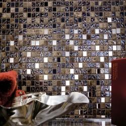 Плочки мозайка стъклокерамика